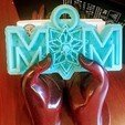 Download free 3D print files Simple Mother's Day Print, ElijahCole11