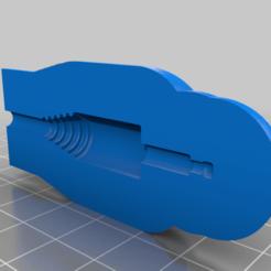 Descargar archivo 3D gratis molde plug de auriculares - molde plug de auriculares, mdqpanda