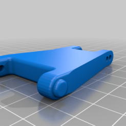 Rear_Lower_Arm_V2.png Download free STL file Updated 07/20: Kyosho Fazer MK2 Front & Rear Suspension • 3D printable design, WrenchToDrive