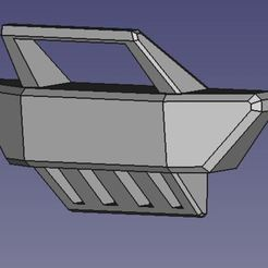 BMP3_Stubby.JPG Download free STL file SCX10 Jeep Bumper • 3D printer design, WrenchToDrive