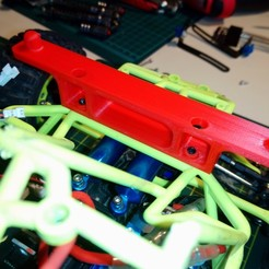 Download free STL file WLToys 12428 SummitLink VW Body Mounts • 3D print design, WrenchToDrive