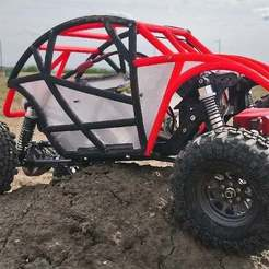 Baja_1.jpg Download free STL file W2D IV - Baja Racer • 3D printer object, WrenchToDrive