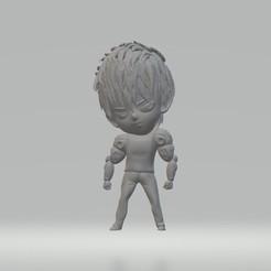 Sem título.jpg Télécharger fichier STL Genos - Un coup de poing • Plan pour imprimante 3D, Stelazh