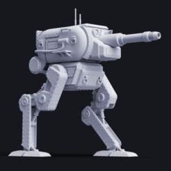 antlion-1.png Télécharger fichier STL Antlion Recon Automata • Plan pour impression 3D, Hiidenkivi-Design
