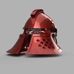 Descargar Modelos 3D para imprimir gratis TDC ACE - Casco Bobby, pelicram