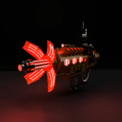 Descargar diseños 3D gratis TDC ACKBAR - Garry's PhysGun, pelicram