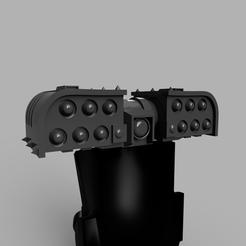 Descargar archivo 3D gratis Los cazas de acero bloquean la batería de los tornados., pelicram