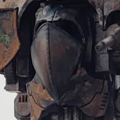 Descargar diseños 3D gratis Máscara de Caballero Psíquico, pelicram
