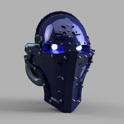 Descargar modelos 3D gratis TDC ALLIGATOR - Head V3, pelicram