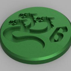 Descargar diseños 3D gratis Marcadores de objetivo de la Legión Alfa, pelicram