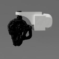 Descargar modelo 3D gratis Adaptador de la cabeza de los Cruzados del Dominio para el TDC, pelicram