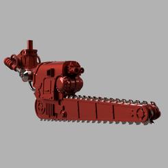 Descargar modelos 3D gratis TDC ACE - Twin-Shooty Buzzsaw, pelicram