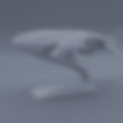 Download free STL file Combat SpaceShip • 3D printer design, el_chozas
