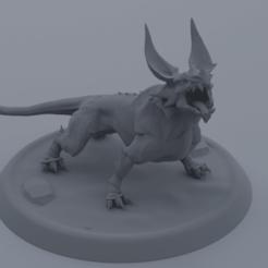 rilftstalker.png Télécharger fichier STL Le modèle Riftstalker • Plan pour impression 3D, el_chozas