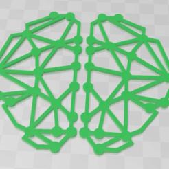 Télécharger modèle 3D cerveau, gonzalo_morales2016