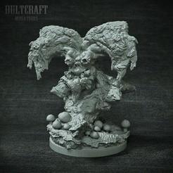 Download free OBJ file Warthog bust • 3D print template, Wildwildivan