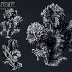 Download OBJ file Azisus hungry flower • 3D printing design, Wildwildivan