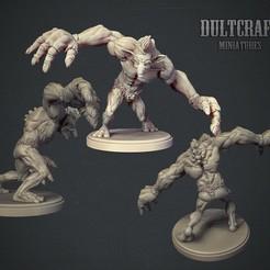 Download OBJ file Goblin giant • 3D printer design, Wildwildivan