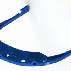 Descargar modelos 3D gratis Pantalla protección Covid-19, RJ13