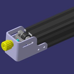 Tendeur axe Y.jpg Télécharger fichier STL gratuit Tendeur Axe Y • Objet imprimable en 3D, philcelow