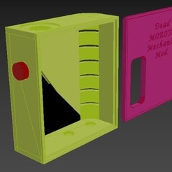 "Download free 3D printer designs ""Dead Morose"" mechanic mod, michael200567"