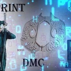 Download 3D model DMC - DEVIL MAY CRY parts of the katana, e4ngel