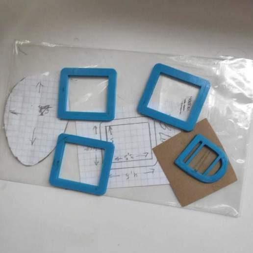 Descargar modelos 3D para imprimir hebillas No 229, e4ngel