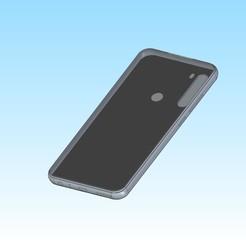 Xiaomi Redmi Note 8T.jpg Descargar archivo STL Xiaomi Redmi Nota 8T • Diseño imprimible en 3D, jakubw0