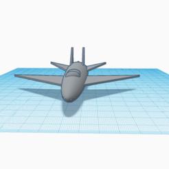 Imprimir en 3D gratis AVIÓN DE COMBATE SS-11 (SKY SHARK 11), kirchjax000