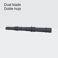 Télécharger fichier impression 3D gratuit Double sabre laser, Starwatcher