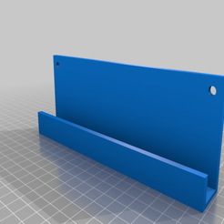 Download free 3D printer templates Ikea Fixa (like) Drilling Template, PfadGetreide
