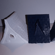 Download free STL file wargame toy modular roof kit • 3D printable object, hicksadder