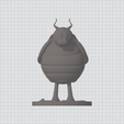 coccinel1.png Download free STL file a tribute to Gotlib. • 3D printing model, hicksadder