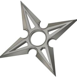 shk20.png Télécharger fichier STL Shuriken 2 • Plan à imprimer en 3D, Ari_Erd