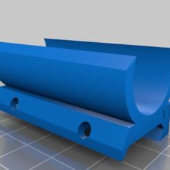 Télécharger fichier imprimante 3D gratuit Monture de lampe de poche Picatinny, ScubaScott