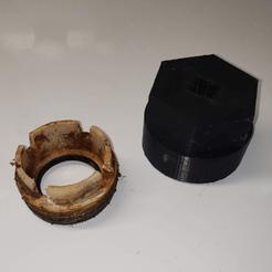 Télécharger fichier STL gratuit Dispositif de refoulement Outil d'enlèvement • Objet imprimable en 3D, ScubaScott