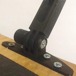 Télécharger plan imprimante 3D gatuit support d'écouteurs - PC sur pied, compatible avec gopro V2, FenixYeshua