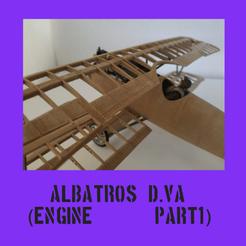 albatroscultspart1.png Download STL file Albatross D.va Part 1 • 3D print model, FenixYeshua