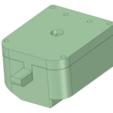Télécharger fichier STL gratuit Mécanisme automatique Nerf de poussée des fléchettes pour MHR-B2 --- XR2 • Modèle imprimable en 3D, FenixYeshua