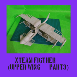 Xteampart3.png Download STL file STEAMPUNK BIPLANE (PART 3) • 3D printing model, FenixYeshua