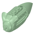 macchi3.png Download free STL file Macchi M.33 PART 1 • 3D printing model, FenixYeshua