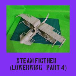 Xteampart4.png Télécharger fichier STL Le biplan SteamPunk (partie 4) • Plan pour imprimante 3D, FenixYeshua