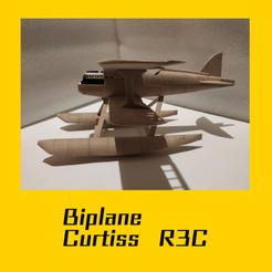 Curtiss complete.png Télécharger fichier STL CURTISS R3C • Design pour imprimante 3D, FenixYeshua