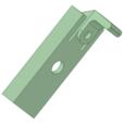 Télécharger fichier STL gratuit topeak rail mount pour ordinateur de vélo et téléphones (imprimable sans supports) • Objet imprimable en 3D, FenixYeshua