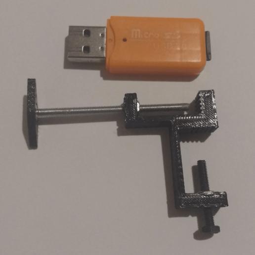Télécharger fichier STL gratuit Un micro-vice ridiculement petit • Objet pour impression 3D, FenixYeshua