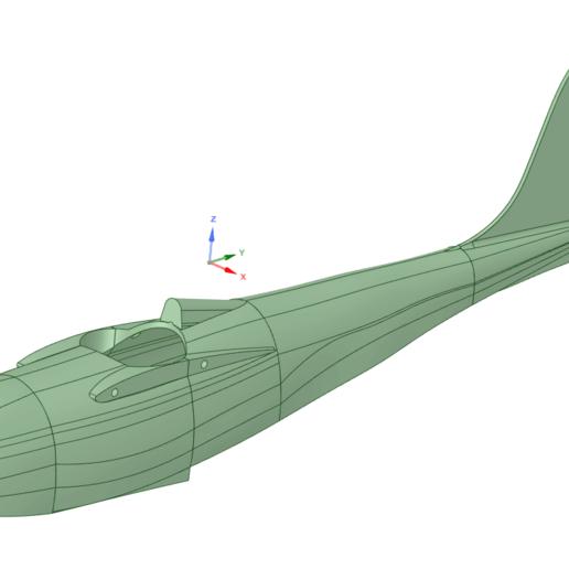 Captura de pantalla (40).png Download free STL file Macchi M.33   PART 2 • 3D printing design, FenixYeshua
