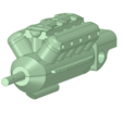 macchi2.png Download free STL file Macchi M.33 PART 1 • 3D printing model, FenixYeshua