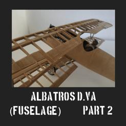 albatroscultspart2.png Download free STL file ALBATROSS D.VA PART 2 • 3D print design, FenixYeshua