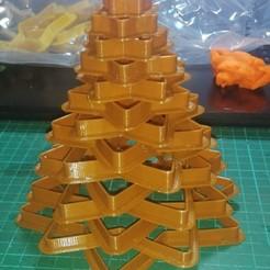 WhatsApp Image 2020-11-23 at 8.37.35 PM.jpeg Télécharger fichier STL Arbre de Noël en forme de coupe-cookie • Design pour impression 3D, ldrae