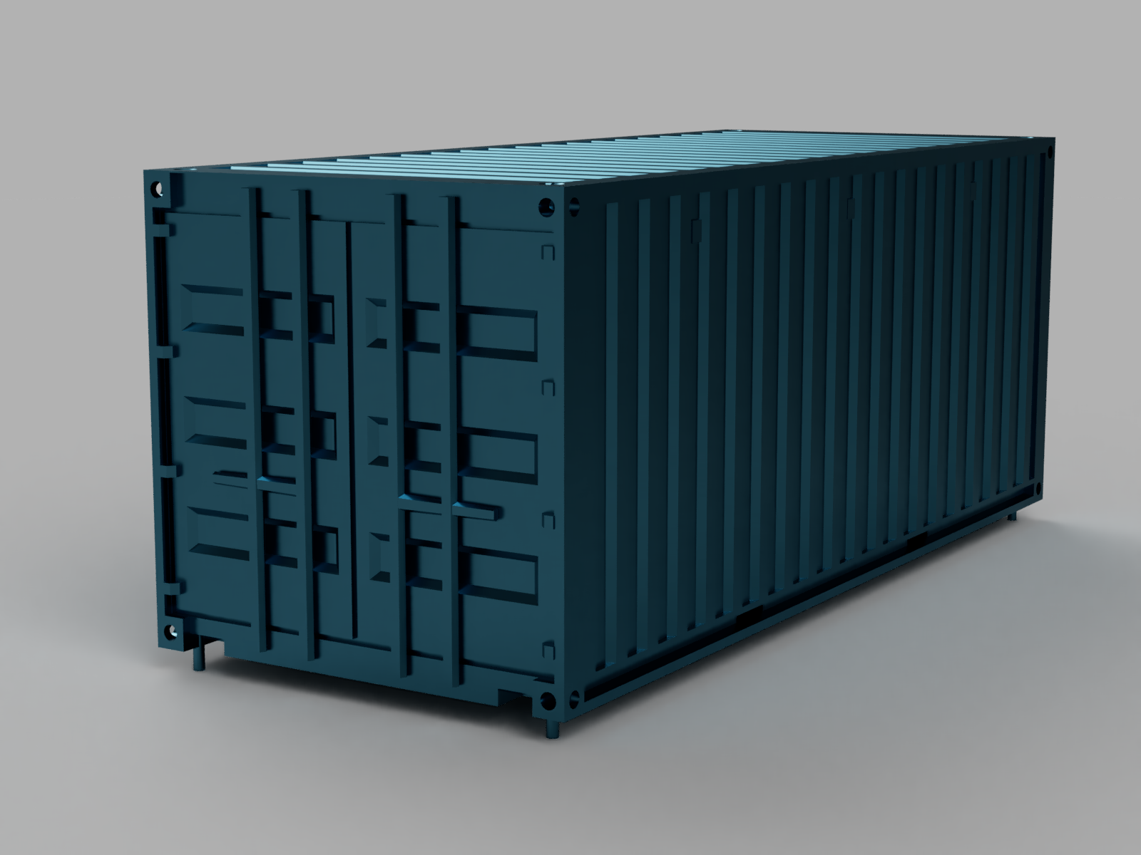 container_orig_2019-Jul-18_01-09-54PM-000_CustomizedView17773157190.png Download free STL file HO scale container 20ft (piko-compatible) • 3D print object, positron